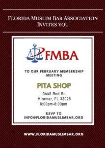 Feb Meeting FMBA